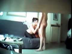 cheating wife caught on hidden web camera
