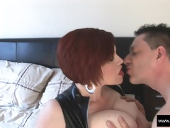 trudi stephens receive pounded & juggs jizzled