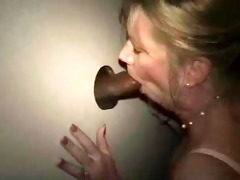 blonde aged in gloryhole