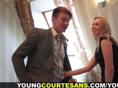 youthful courtesans - she is fucks like a