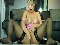 breasty milf massive squirt