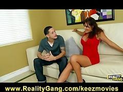 hawt big-tit milf bella roxx convinces her