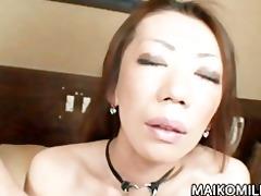 japanese d like to fuck ryoko matsuzaka sucks and