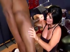 busty d like to fuck acquires hard shlong in her