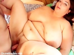 breasty big beautiful woman older milf has sex