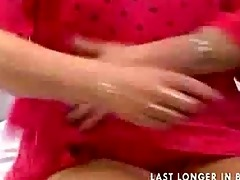 pierced granny in nylons receives laid part5