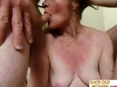 horny granny needs six jocks