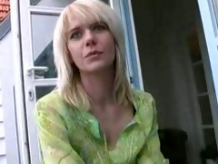 sexy german mother i fucked in living room