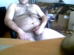 ace jacking off wish some?
