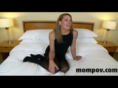old housewife engulfing my juvenile penis