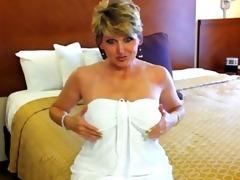 racquel devonshire receive a hotel creampie
