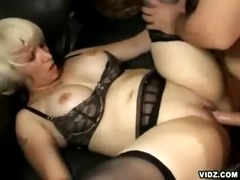 hawt performance of a lustful mamma