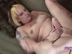 plump lexxi is getting her aged twat drilled