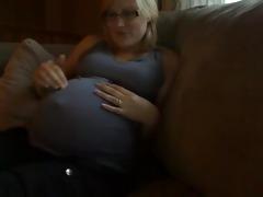 stomach button 411 weeks