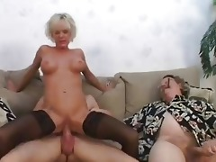sexy older gives show 5 hubby