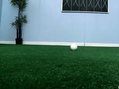 lawn bowling titties