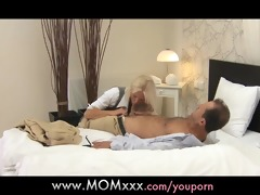 mamma blond breasty mother i has multiple orgasms