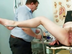 fake doctor fucking a older male