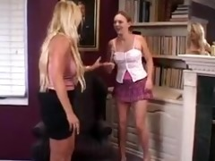 pink panty angel acquires caught masterbating at