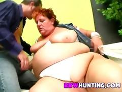 massive bulky vagina finger fucked