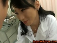 astounding older natsumi kitahara does part1