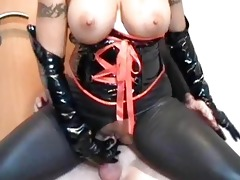 very busty non-professional mother i domination