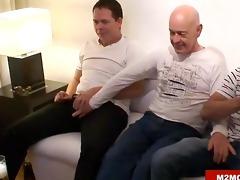 dad servicing str males