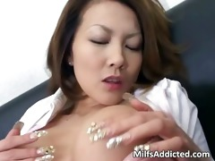 lascivious oriental d like to fuck touches her