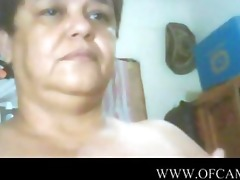 my mature,wife cam colection nana so
