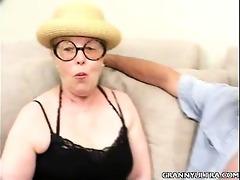 banged sexy granny