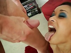 cumshot-real anal butt call