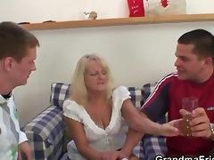 males fuck drunk oldie