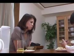611yr old wife misato shiraishi copulates bbcs