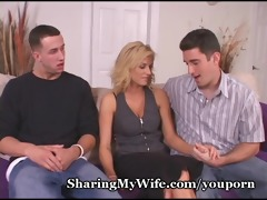 wifey obeys recent youthful dong