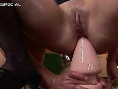 older mama gets all her holes filled part5