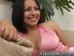 lalin girl mamma tit copulates and pounded hard