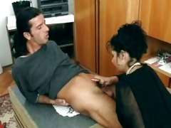 dilettante overweight whore getting drilled part0