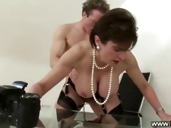 cheating wife in hose acquires pussyfucked
