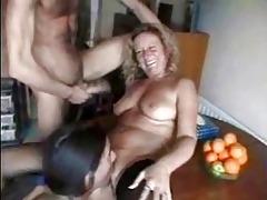 older harlots love some worthwhile group sex