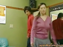 japanese aged woman is a gal part2