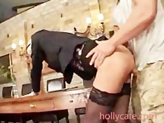 naughty milf anal adoration blond
