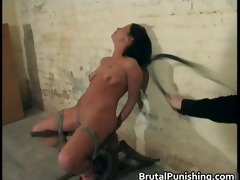 hardcore bdsm and brutal punishement part0
