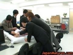 aged natsumi kitahara in hawt part5