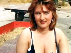 sexually excited busty redhead mother i sucks on