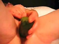 agonorgasmos with zucchini