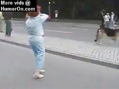 walk it out granny