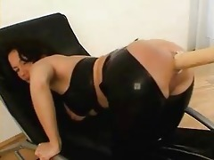 playing with backdoor of my wife