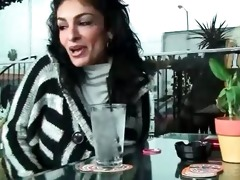 slutty lesbo cougar concerned to fuck a legal age