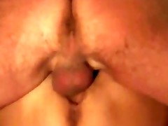 my friend copulates my wife and cums in her