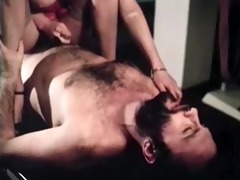 most good friend helps out to pleasure his wife